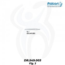 Ponta 3 para DR.549.000