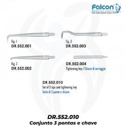 Kit Completo para DR.552.000