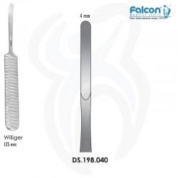 Elevador Williger Afiado 4mm