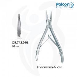 Pinça Friedmann-Micro 150mm