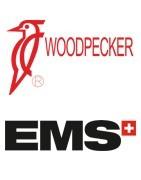 Pontas (Tips) para Woodpecker e EMS